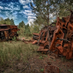 Of Rust and Rail