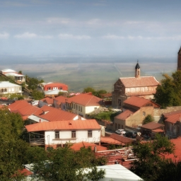 The Hilltop Town of Signagi