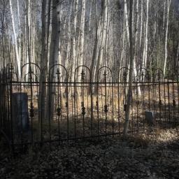 High Country Graveyard